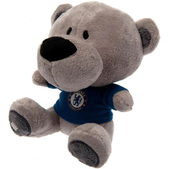Grey-Blue - Front - Chelsea FC Official Timmy Bear
