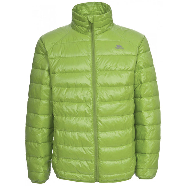 Leaf - Front - Trespass Mens Chilton Lightweight Down Jacket