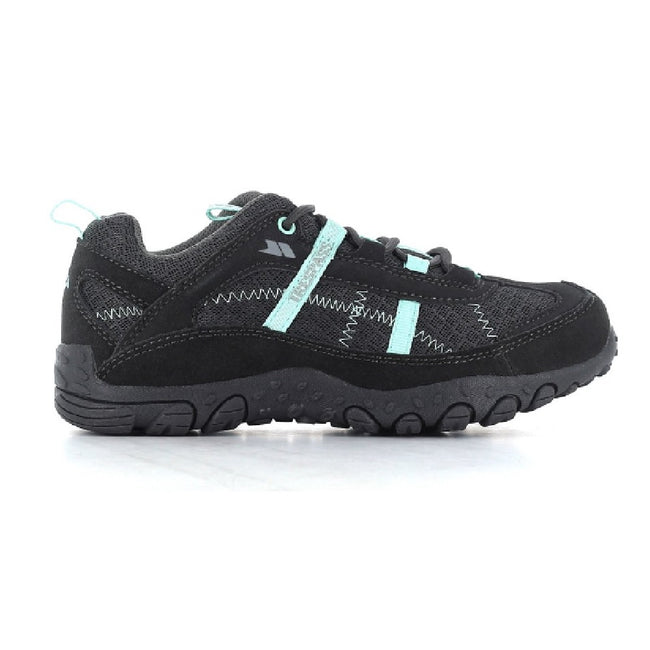Iron - Back - Trespass Womens-Ladies Fell Lightweight Walking Shoes