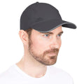 Pebbles - Front - Trespass Mens Cosgrove Quick Dry Baseball Cap