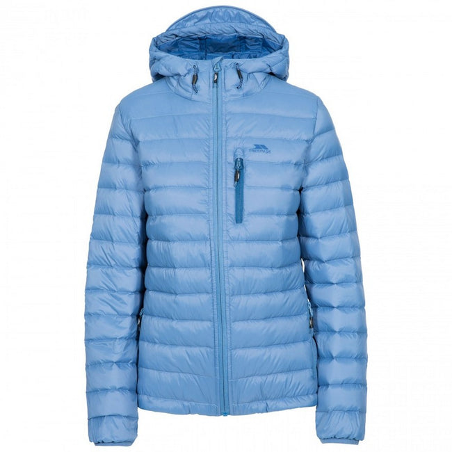 Fig - Side - Trespass Womens-Ladies Arabel Down Jacket