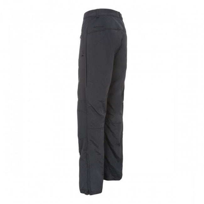 Black - Back - Trespass Mens Rawlins Adventure Trousers