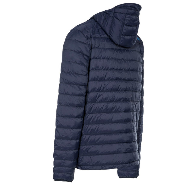 Red - Back - Trespass Mens Digby Down Jacket