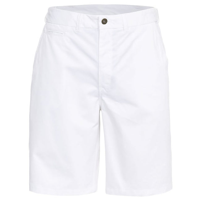 White - Front - Trespass Mens Firewall Casual Shorts
