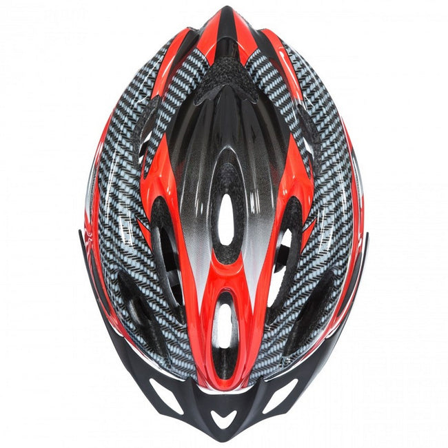 White - Lifestyle - Trespass Adults Unisex Crankster Cycling Helmet
