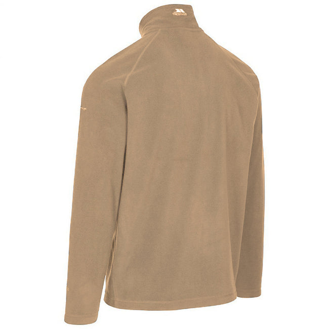 Navy - Back - Trespass Mens Blackford Microfleece