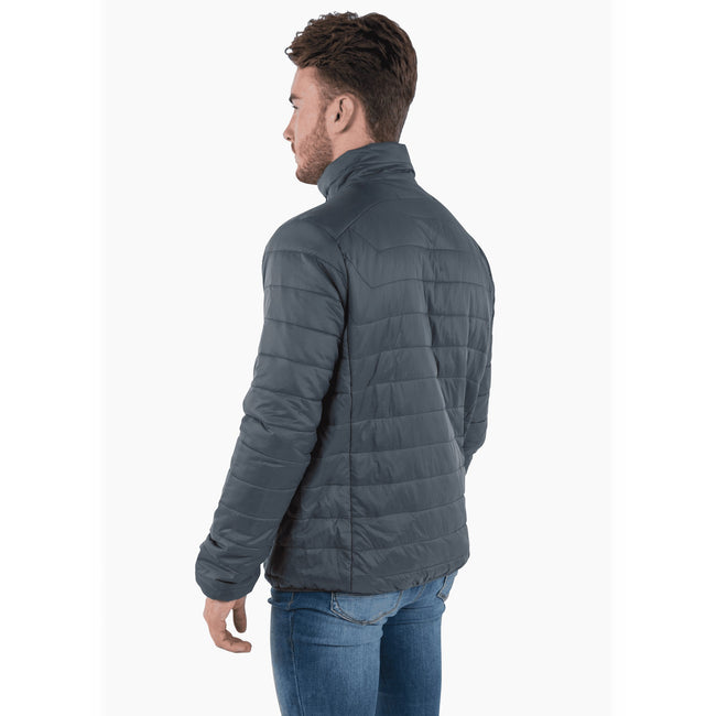Carbon - Lifestyle - Trespass Mens Norman Padded Jacket