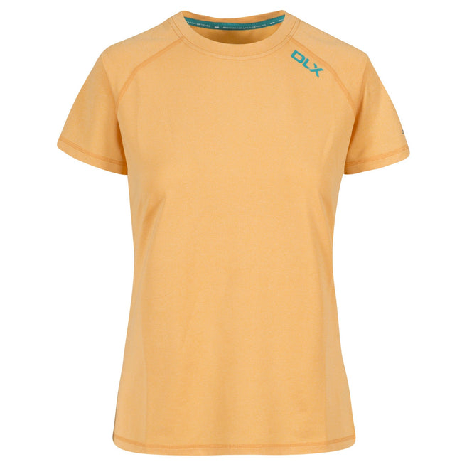 Clementine Marl - Front - Trespass Womens-Ladies Monnae Sports T-Shirt