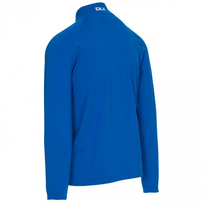 Blue - Back - Trespass Mens Tierney Active Top
