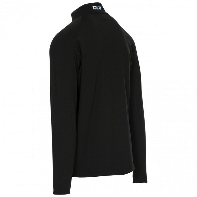 Black - Back - Trespass Mens Tierney Active Top