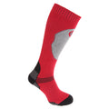 Red - Front - Womens-Ladies High Performance Ski Socks (1 Pair)