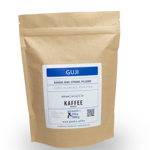 Guji, Heirloom, Natural
