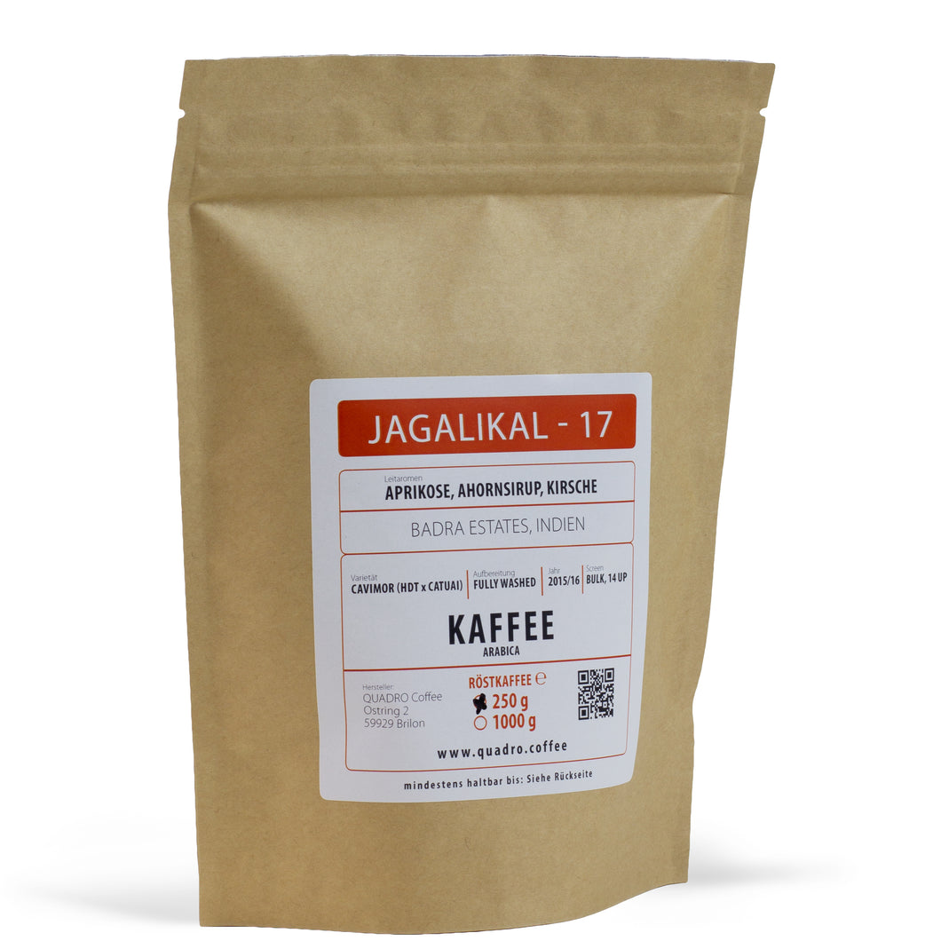Jagalikal – 17 S 795, Pulped Natural