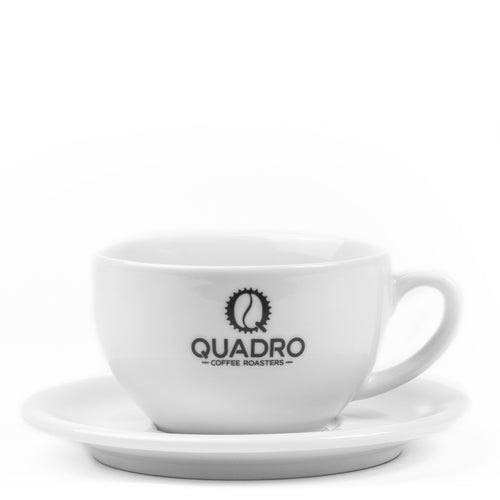 Kaffee & Cappuccino Tasse 0,3l QUADRO Coffee