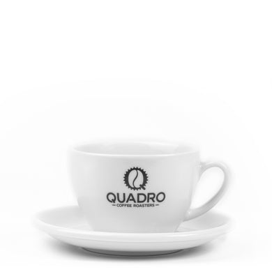 Kaffee & Cappuccino Tasse 0,2l QUADRO Coffee