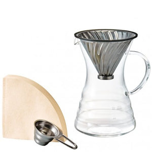 Hario V60 Pour Over Decanter, 700 ml
