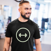 man-wearing-black-t-shirt-with-a-dumbbell-in-the-middle-of-the-t-shirt