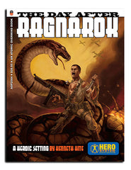 The Day After Ragnarok: HERO 6th Edition