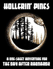 One Sheet: Hollerin' Pines