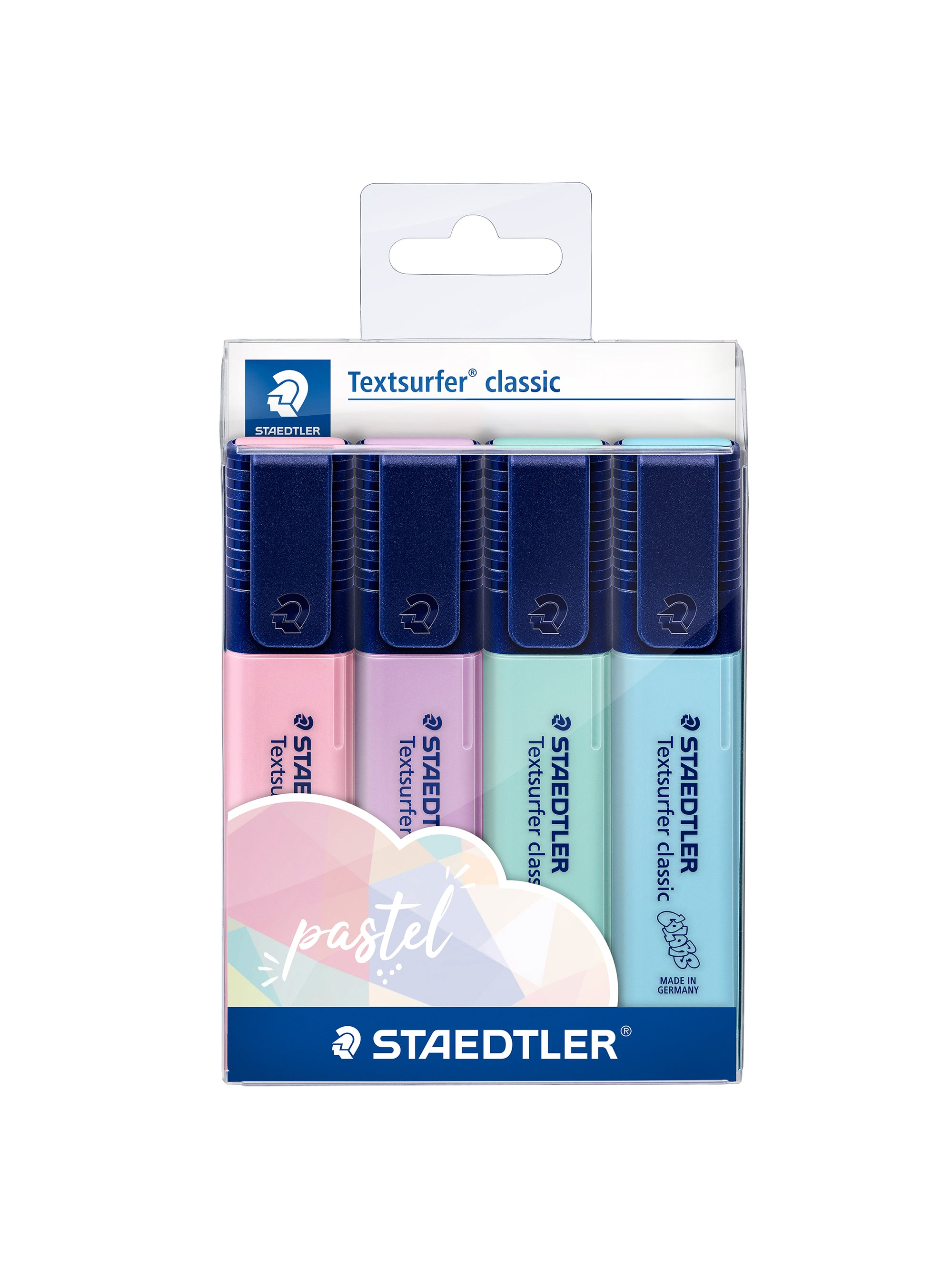 Staedtler Highlighter Classic Pastell