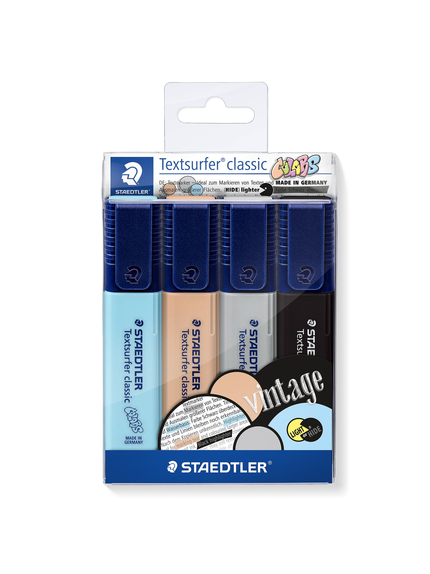 Staedtler Highlighter Classic Vintage