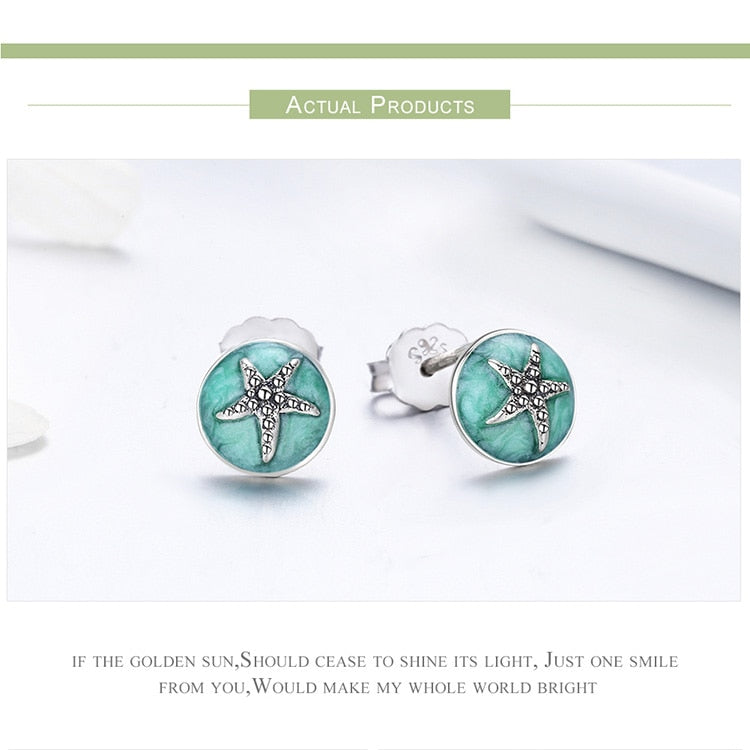 925 Sterling Silver Stud Earrings