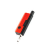 EVRI dab pen and honey straw, red