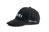 EVRI snapback, black side view