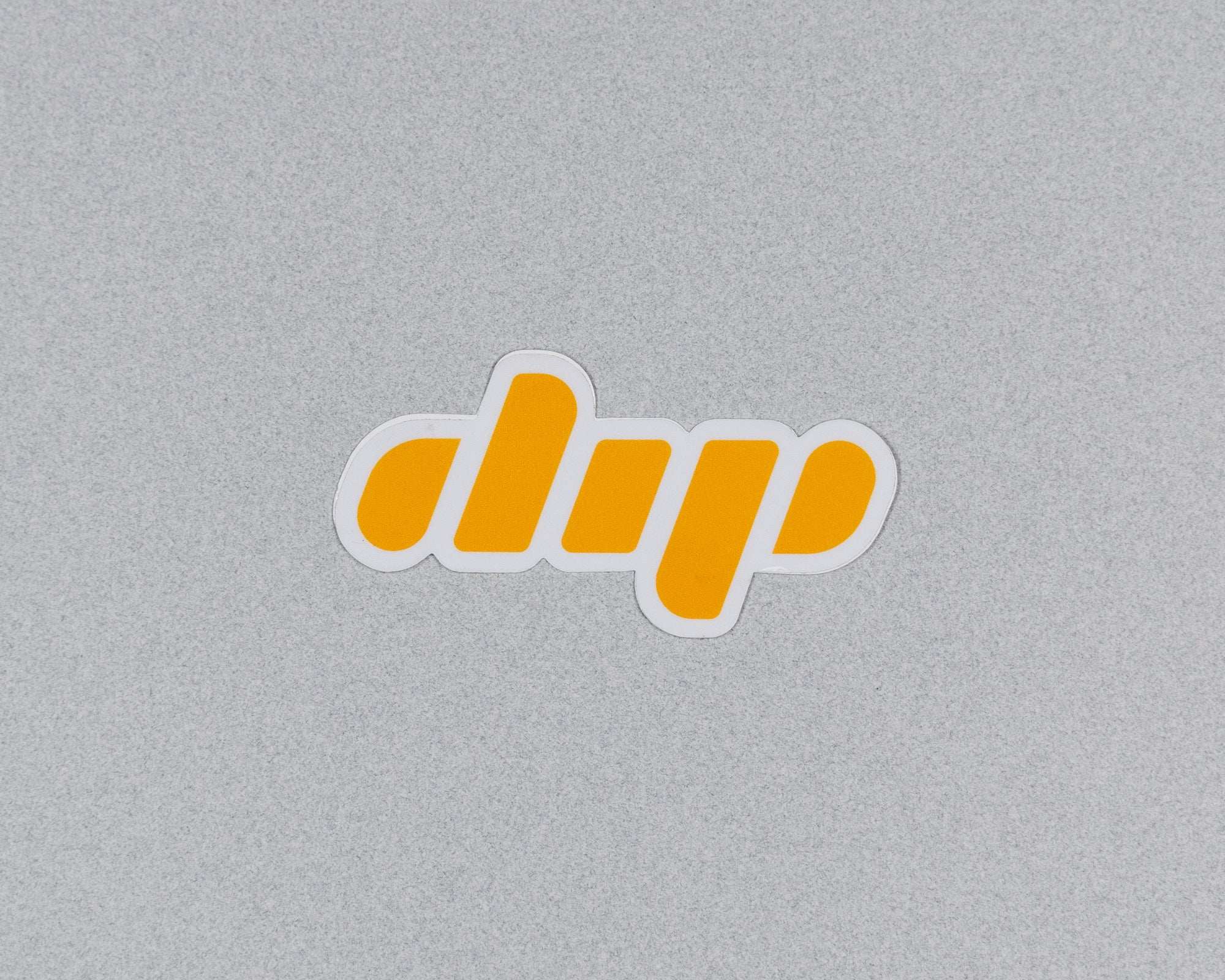 Dip Devices logo sticker