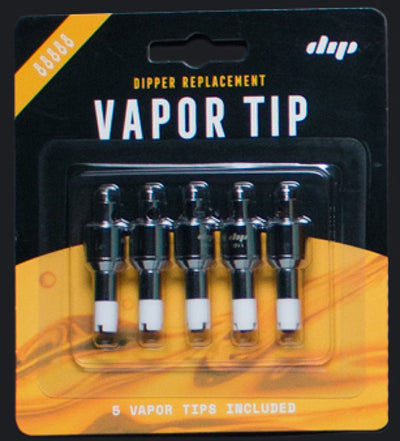 DIPPER REPLACEMENT VAPOR TIP - PACK OF 5