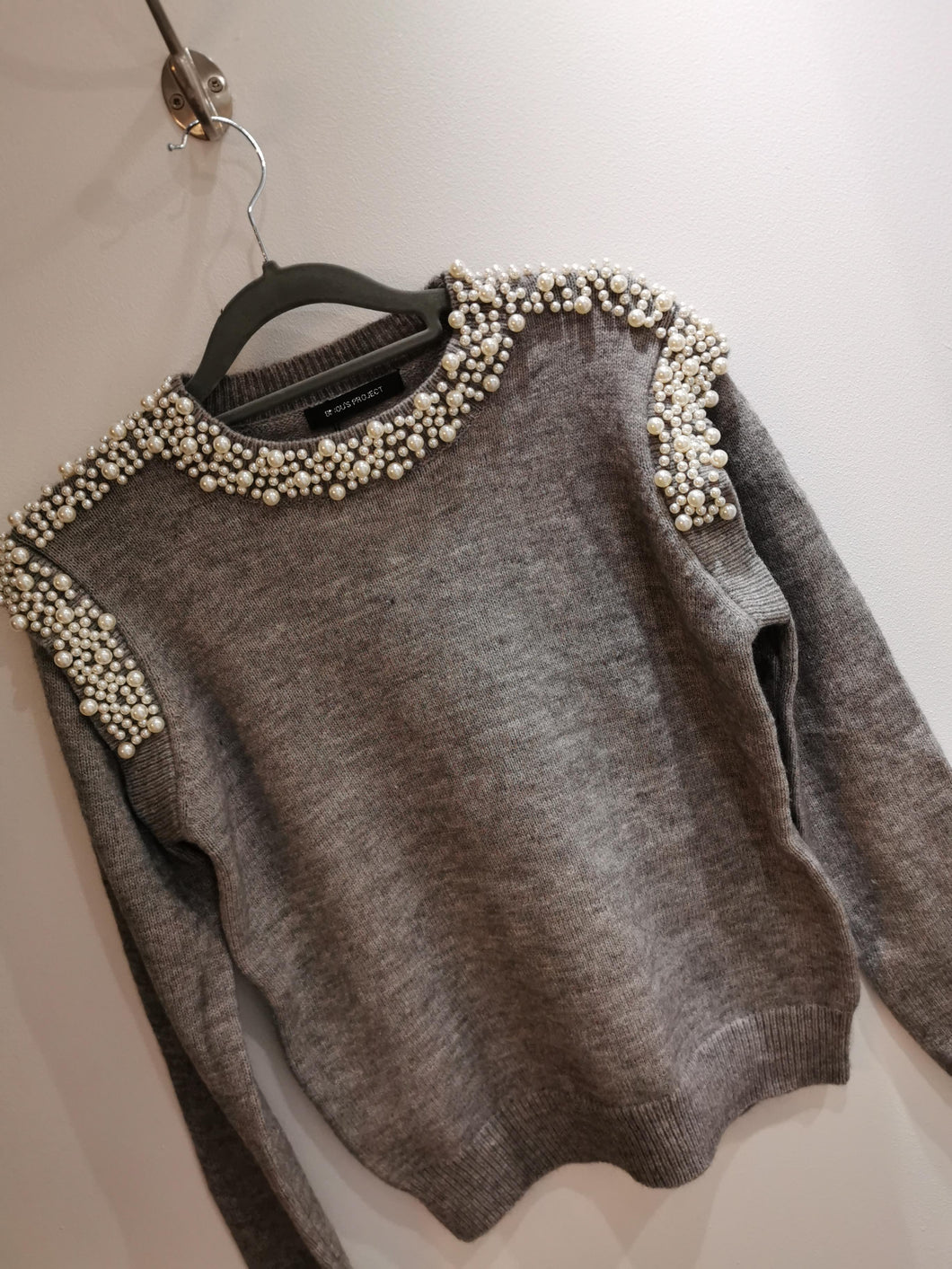 Pearl Detail Jumpers