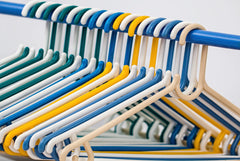Purge Closet - Empty Clothes Hangers