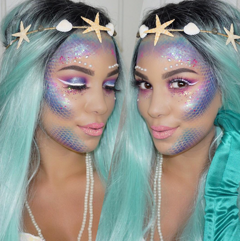 ready for halloween want to look amazing this year and have the best costume copy these amazing diy make up looks to stand out wherever you go
