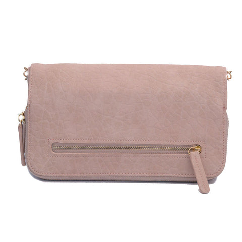 Rochelle Handbag in French Rose