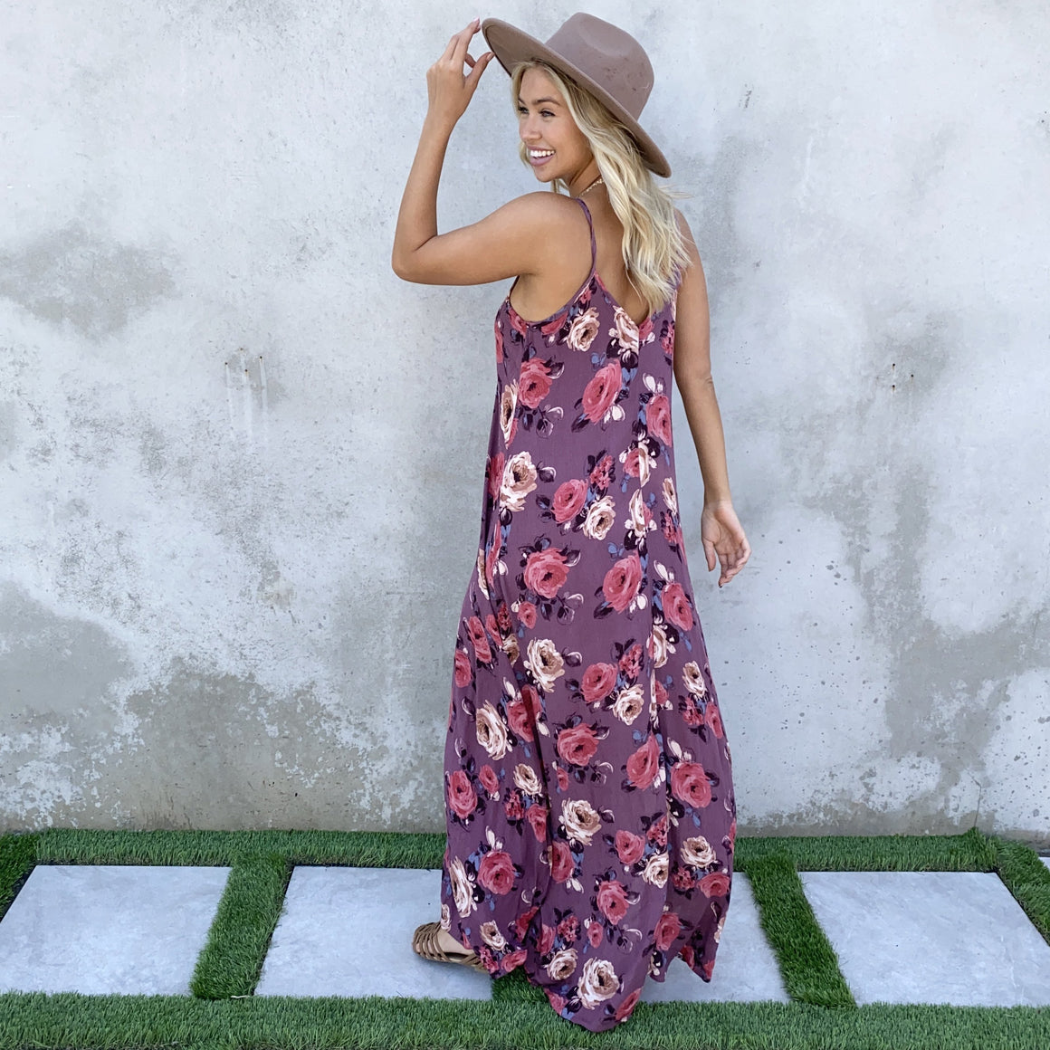 Live & Love Floral Maxi Dress - Dainty Hooligan