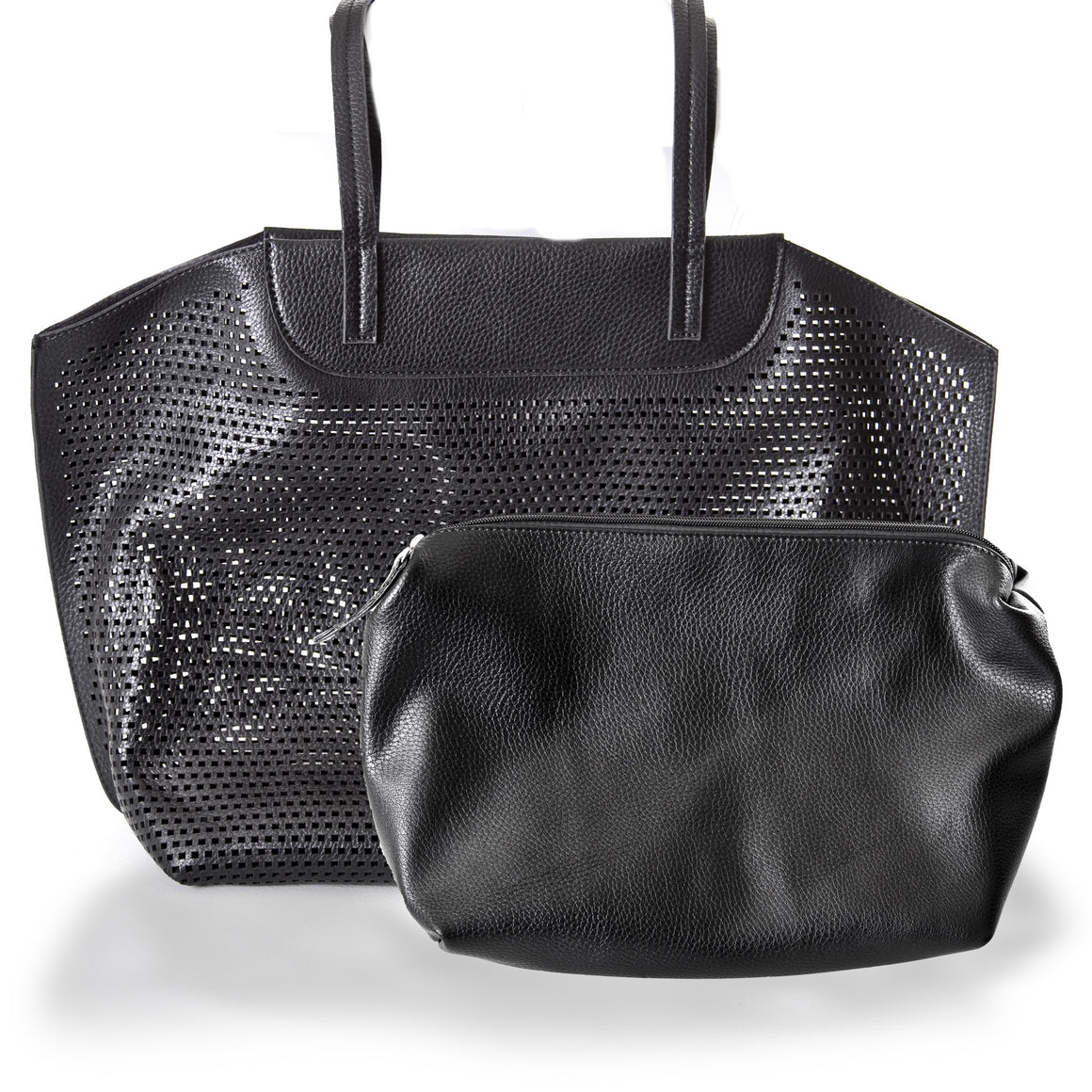 Dash Of Pepper Handbag In Black
