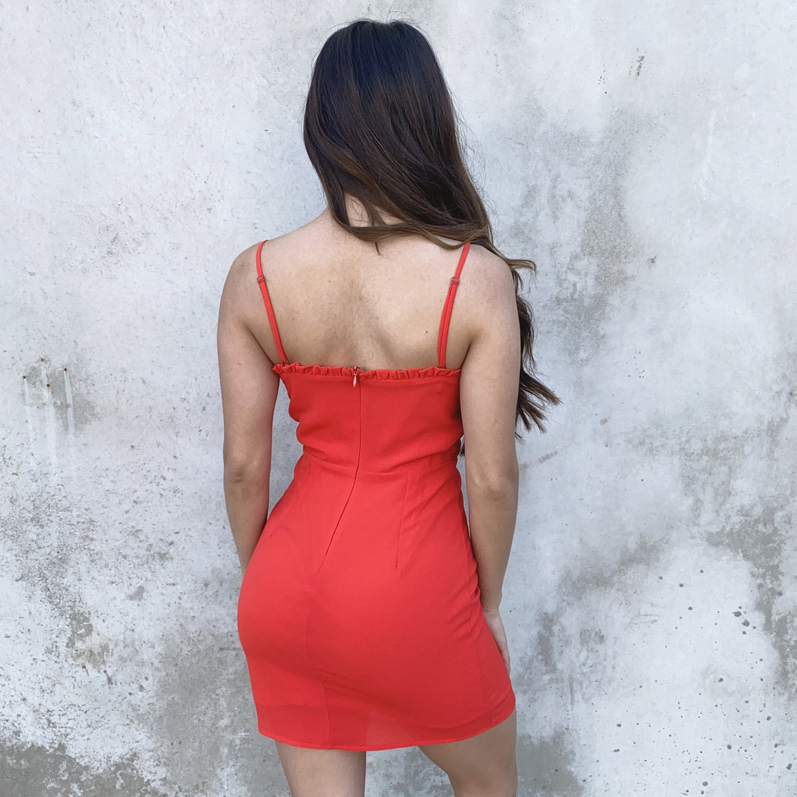 Light My Fire Mini Bodycon Dress