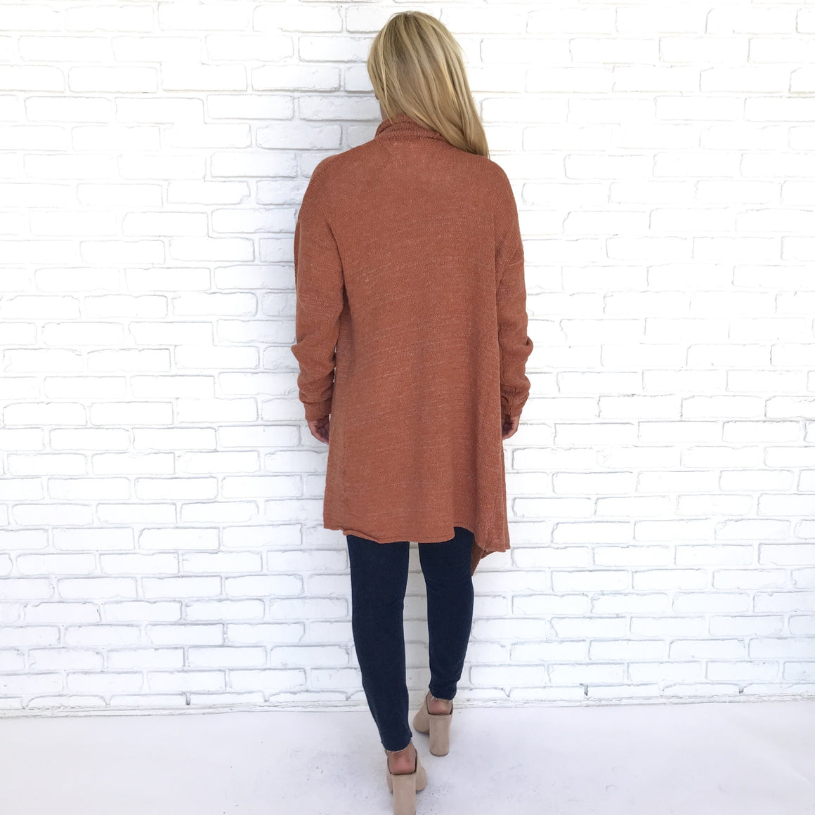 Freeze Frame Cardigan - Dainty Hooligan