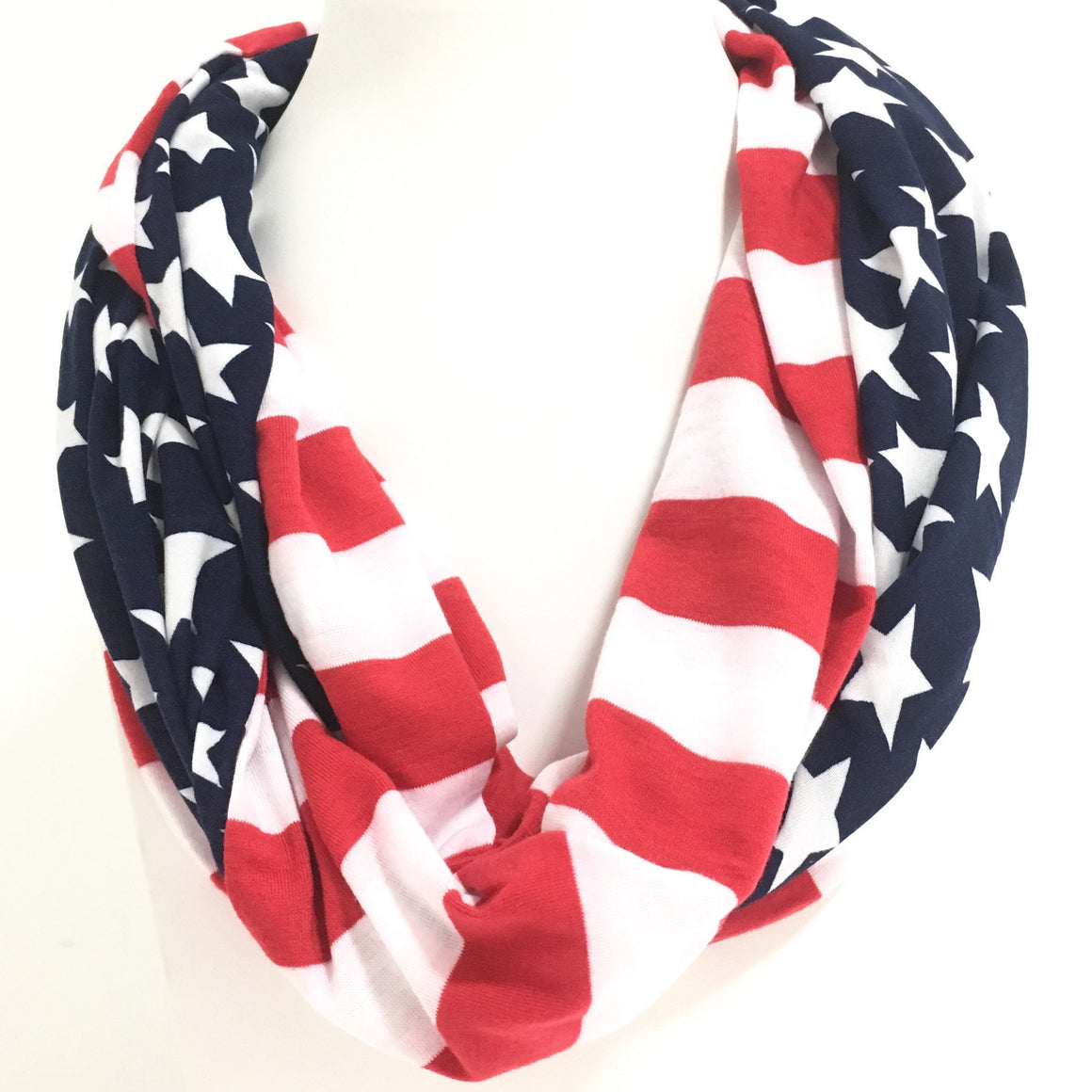 Land of the Free Infinity Scarf