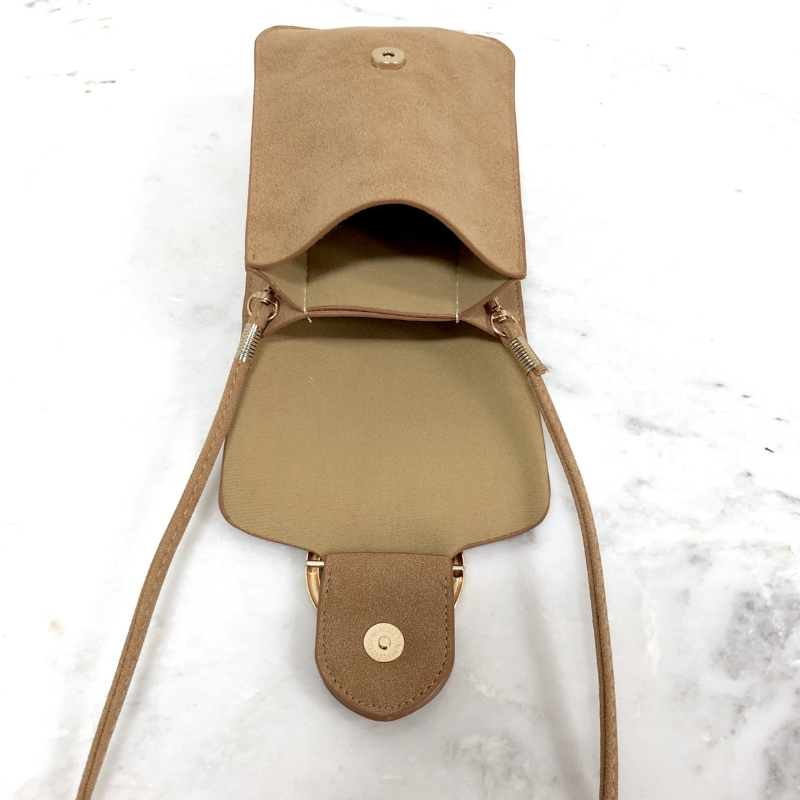 Always On Your Side Hand Bag in Brown - Dainty Hooligan