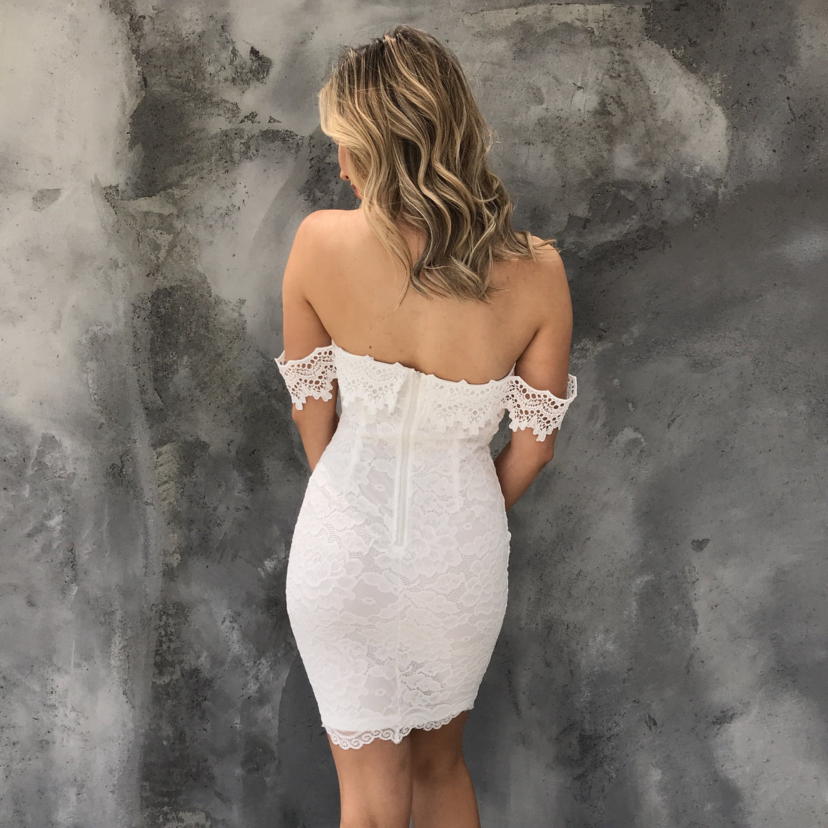 Runaway With Me Lace Dress - Dainty Hooligan