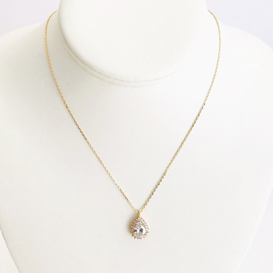 Brighter Than You Diamond Necklace