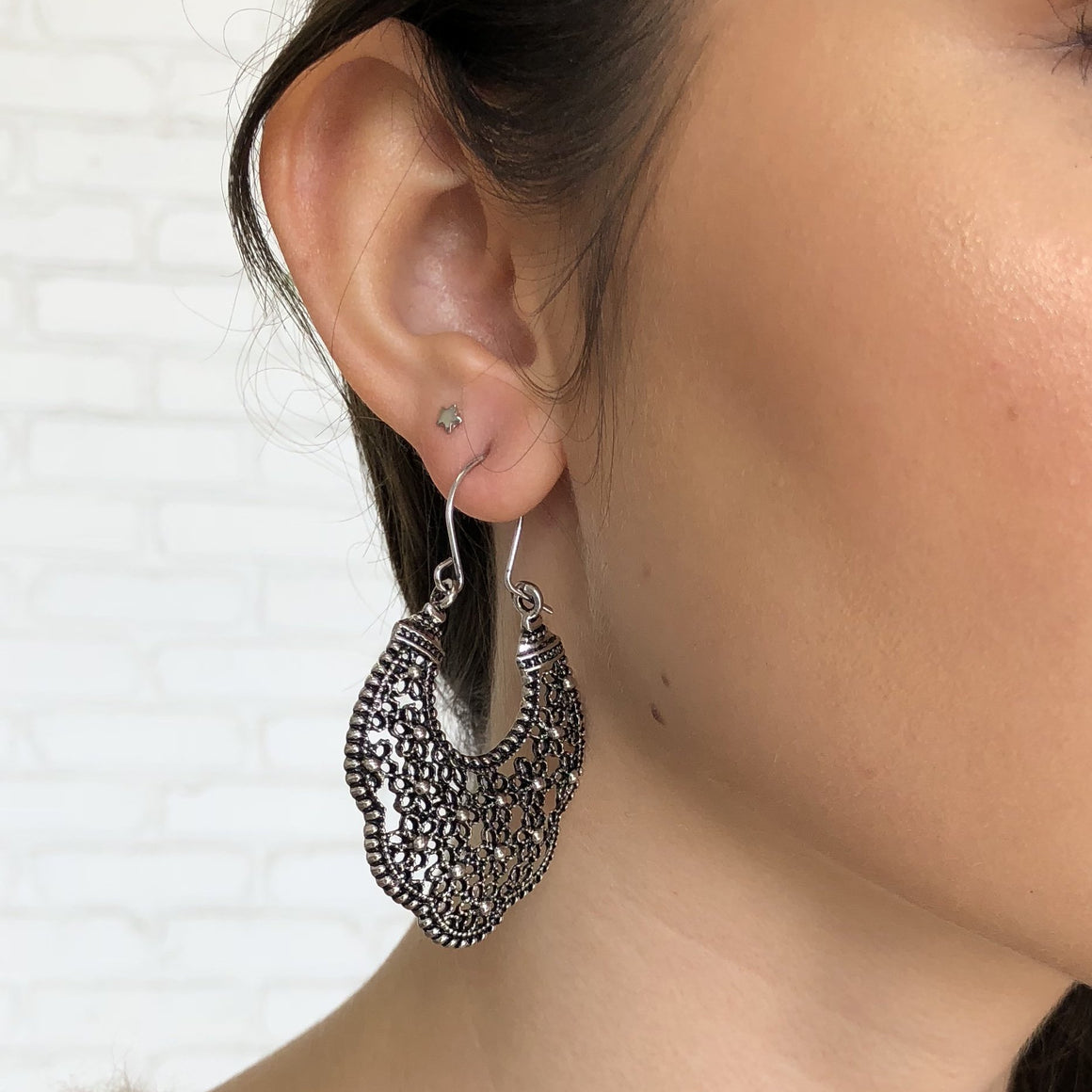 Steel My Sunshine Earrings