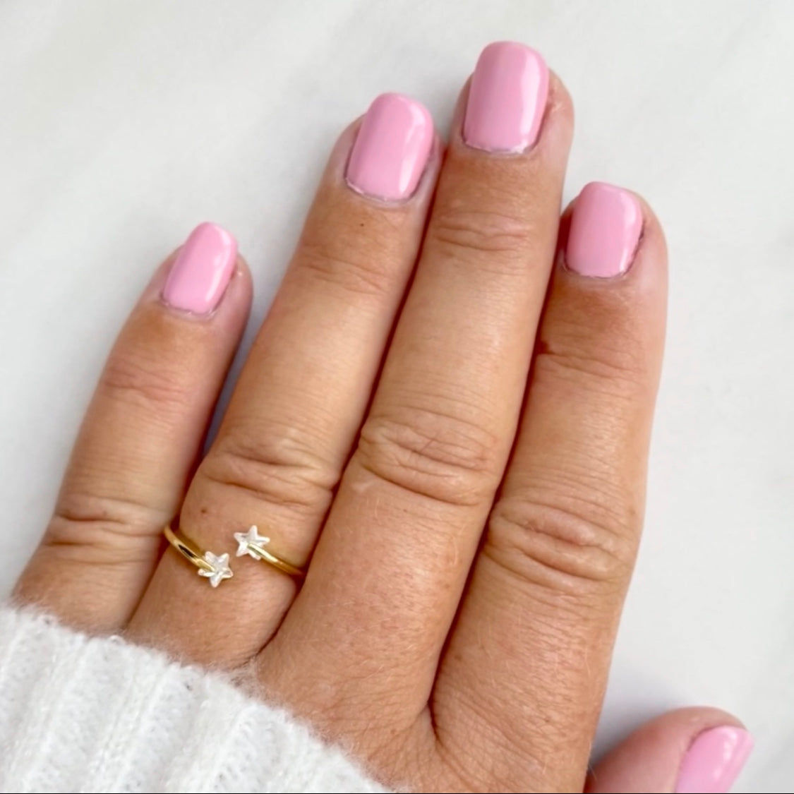 The Stars Are Aligned Gold Midi Ring - Dainty Hooligan
