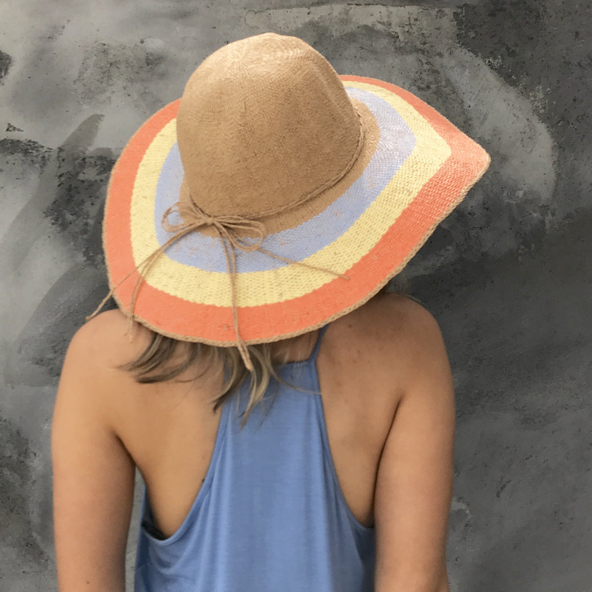 Fun Under The Sun Floppy Hat - Dainty Hooligan