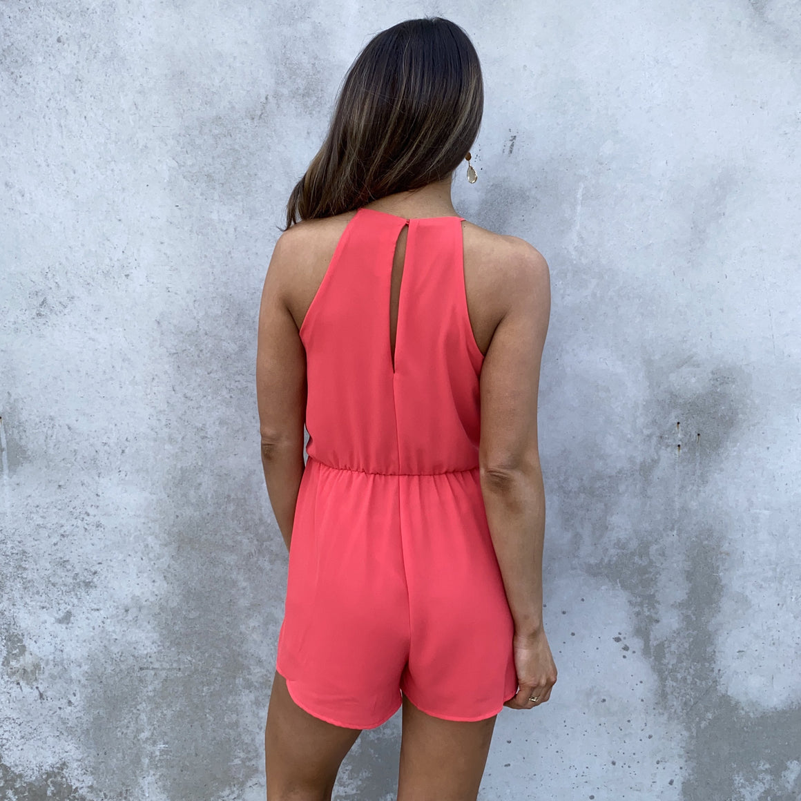 Trend Lightly Sleeveless Romper