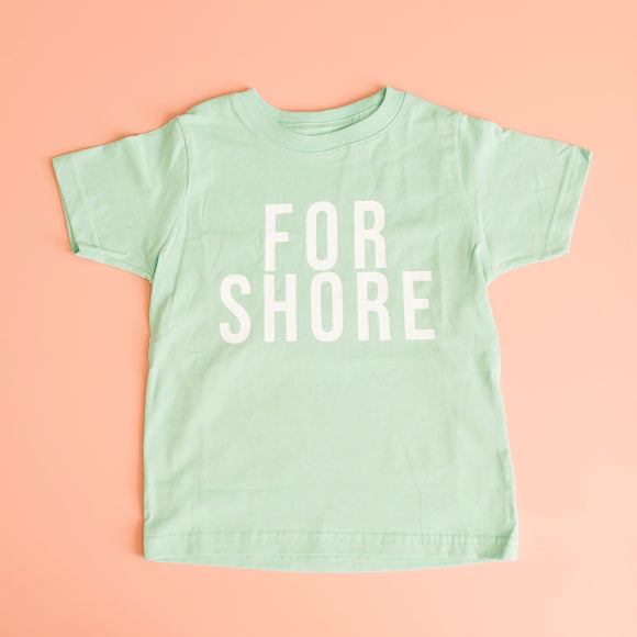 For Shore ADULT Tee