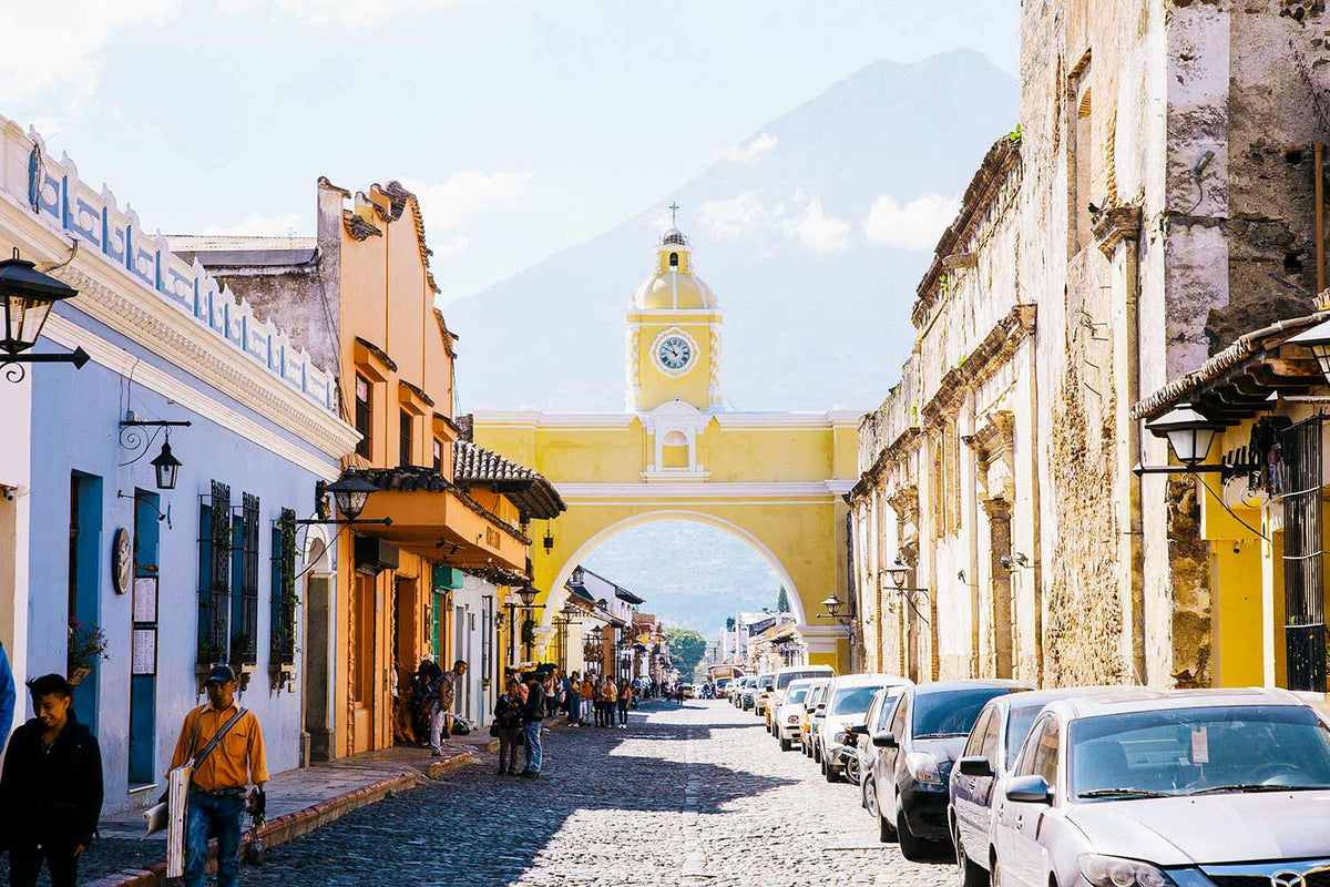 Antigua & The Kingdom of Guatemala