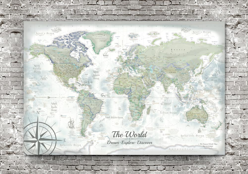 Poster of the World