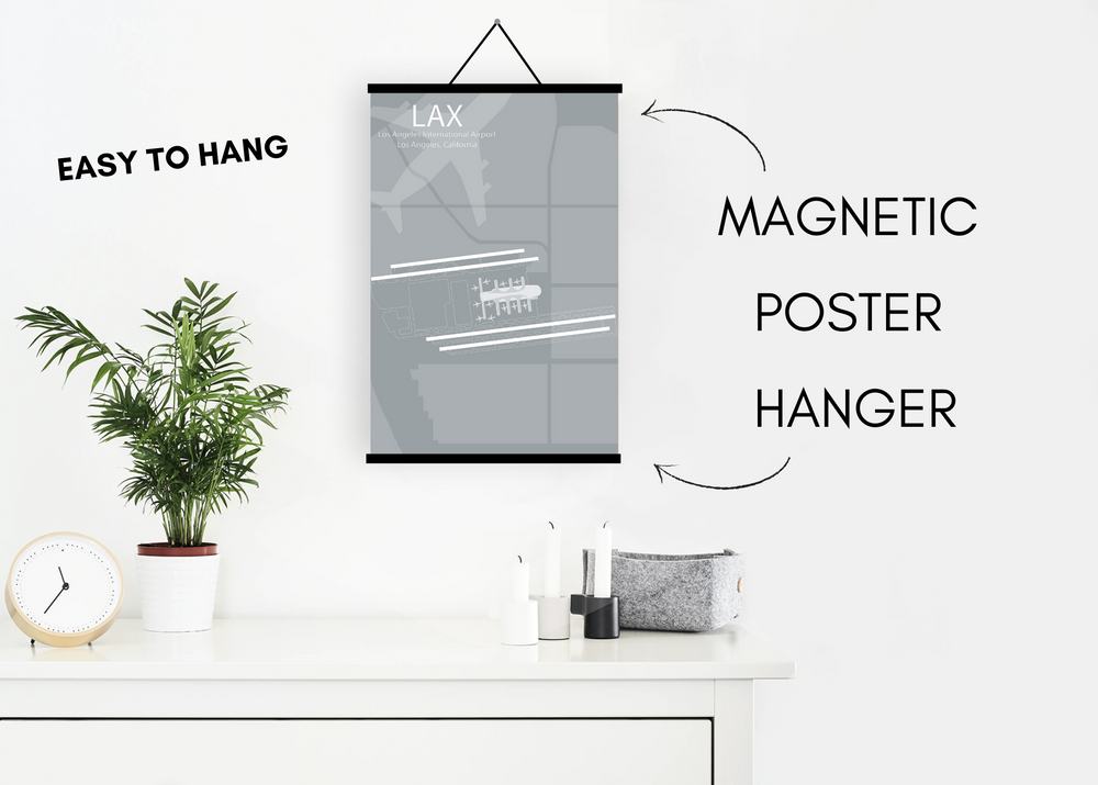 hanger for posters